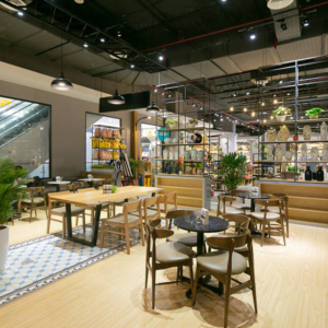 Nội thất nhà hàng - cafe